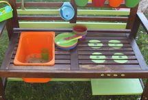 Garten Kinder
