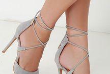 sapatos em estilo