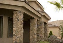 Granite (Harristone from Kodiak Mountain Stone)