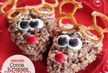 Christmas treats! / by Renai Williams