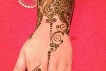 Tatoo and Henna