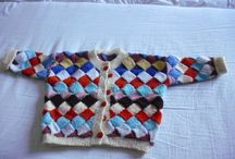 moje tvoření / pletení
