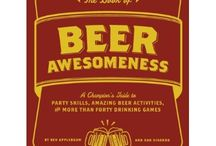 Books with Beer