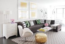 GREY COUCH decor inspiration