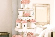 Party Decor Ideas / Whimsical and pretty or vibrant and fun.. inspiring party decor!