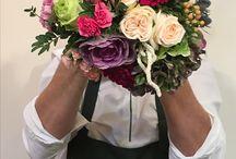 Ramo de flores • Flower bouquet