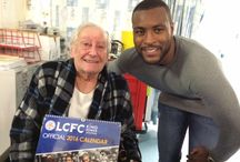 Leicester City Players Visit Christmas 2015 / Top of the Premier League Leicester City players visit Leicester's Hospitals to bring festive cheer to children and older people who are spending the Christmas period in hospital