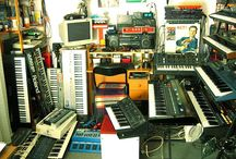 Electronic instruments design / we are very passionate about electronic instruments and how they are designed