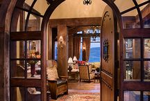 Entryways / by Locati Interiors