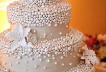 Caz wedding cake