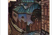 Lwów - paintings