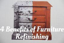 Furniture Refinishing NYC