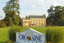 Cromaine Buildings / by Cromaine Library