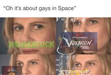 space gays, all of them.