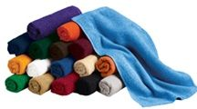 Embroidered And Screen Printed Towels / Embroidered And Screen Printed Towels