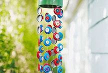 Recycle / up cycled ideas / by Kayleigh Grimes