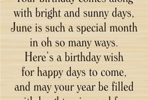 month Birthday