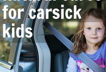 The carsick Bakers :( / by Sharon Baker