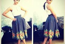 Street Fashion / Casual/Semi-casual clothes.