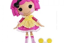 Lalaloopsy (my obsession)