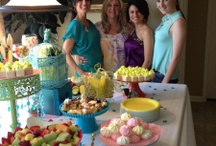 Bridal shower / by Kathy Schaefer