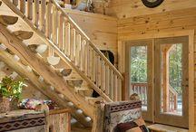 Log cabin ❤️