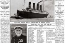 RMS Titanic / Olympian Class Ocean Liner