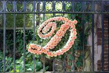 Mansion Garden Wedding