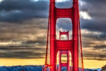 San Francisco / California / Home / My home state of California / by Chris Gulden