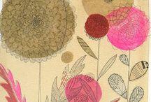 Illustrations TENDER / Трогательные, роматические, нежные почеркушки