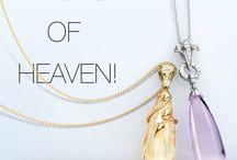 Drops of Heaven / Heavenly beauties. #Earrings