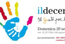 IL GUSTO PER LA RICERCA / Il Gusto per la Ricerca, a non-for-profit association founded by the Alajmo brothers in 2004, in order to collect funds in support o fresearch to fight childhood illness. Website: www.ilgustoperlaricerca.it