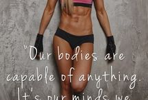 Fitness Inspiration / Motivational pictures