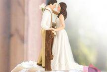 figurki na tort ślubny