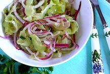 Spring Recipes / Spring recipes, salads, summer salad, spring salad, grilling, BBQ, barbecue, chicken, beef, hamburgers, fresh vegetables, grilled vegetables, spring vegetables