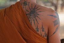 Tattoos / What I wish to pin on myself / by Illa Kirono