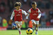 Arsenal players and their kids ★ ✪