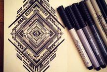 Geometric Drawings