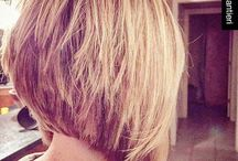 Hårfärg/frisyrer!