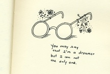Quotes and cute sayings<3 / by Jillian Carlile
