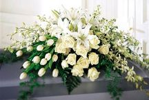 Floristry Memorial flowers