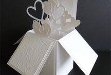 Pop Up Wedding Box