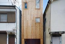 cases de fusta / by Quico Ortega
