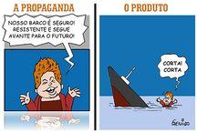 Me Engana Que Eu Gosto / Propaganda sempre foi a alma do negócio, mas e se os slogans dissessem a verdade?