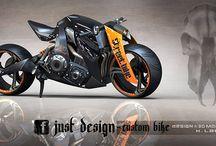 Graphics 3d Bikes&Cars