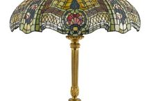 Lampade da tavola in vetro
