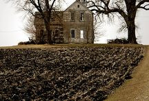 Old Homes / by Lisa Vaith