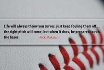 Softball Ideas / by Kim Febus