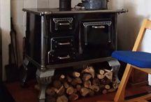 Kachelreparatie / Reparatie van houtkachels en houtgestookte fornuizen