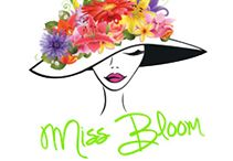 Miss Bloom's Website- please check it out  / Blooming gorgeous fresh flowers delivered daily in the Edinburgh area. We specialise in Wedding flowers, Special occasion's & Sympathy flowers.